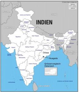 Homepage Indienkarte
